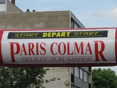 Ancien logo du Paris-Colmar