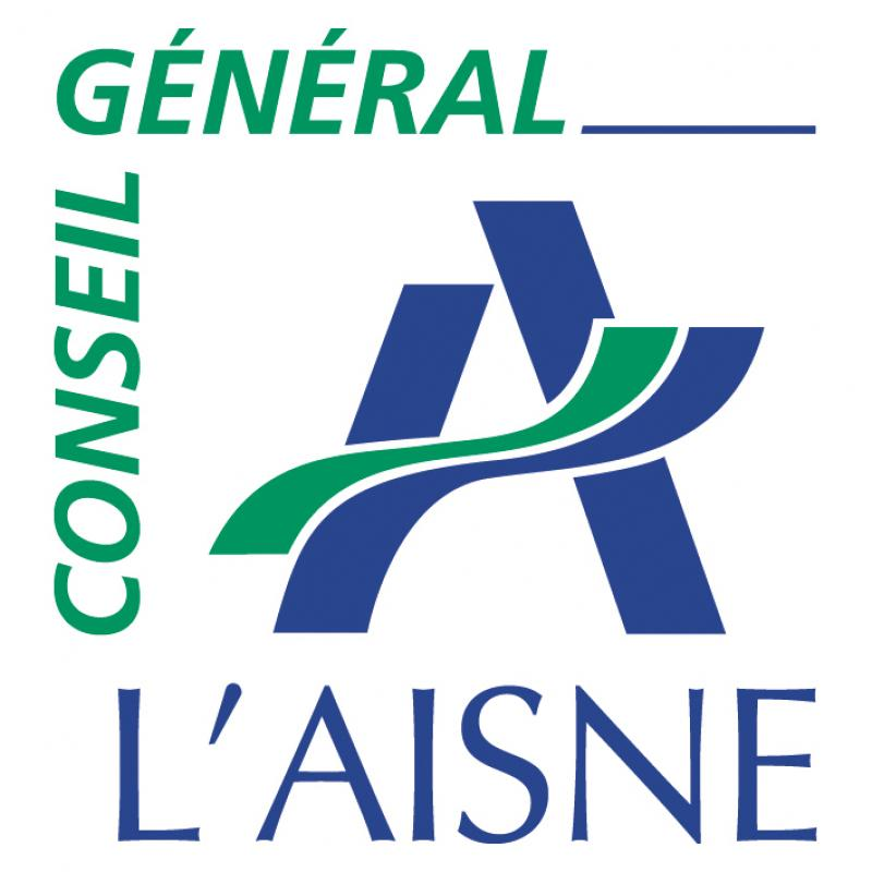 Logo du conseil général de l'aisne